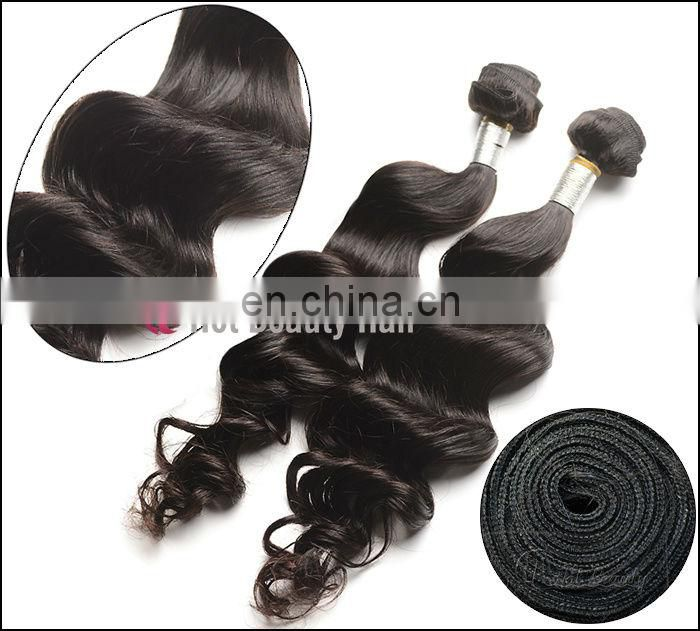 To win high admiration sassy weave human hair extension