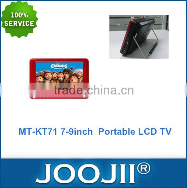 9 inch LCD advertising TV screens, LCD advertising TV display, portable advertising display, support FM radio, Karaoke , MP4/MP3