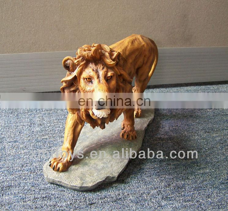 resin tiger figurine