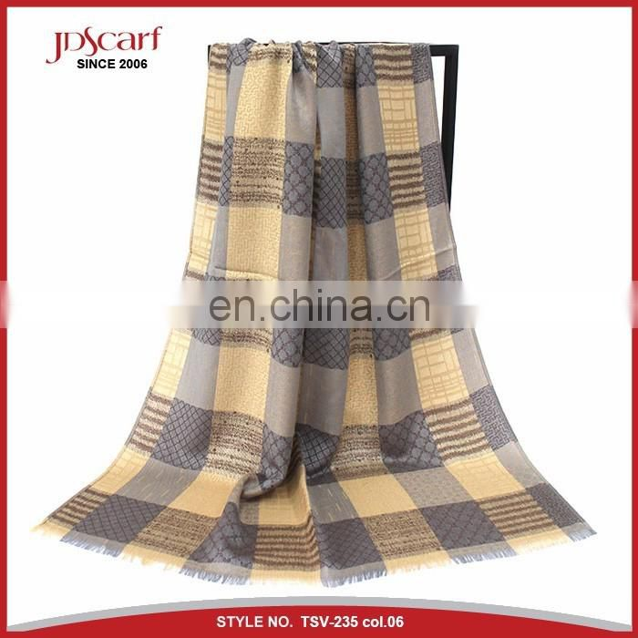 Hot sale fashion multiple colors pashmina scarf cashmere for women
