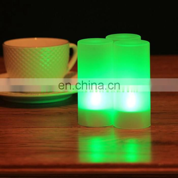 Rechargeable LED Tealight