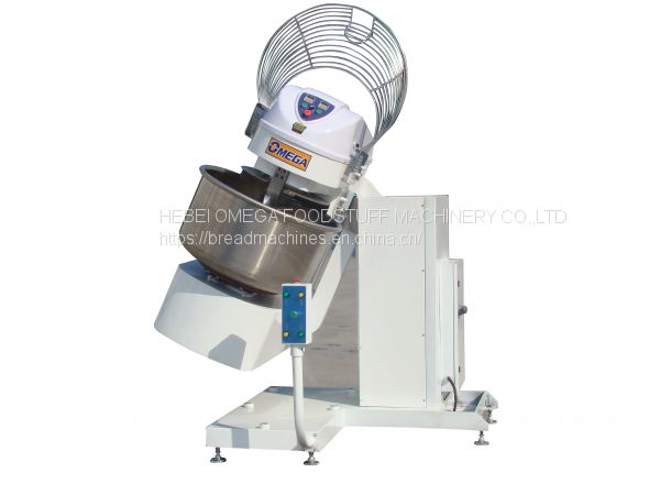Tipping spiral mixer with heavy duty for selling Image