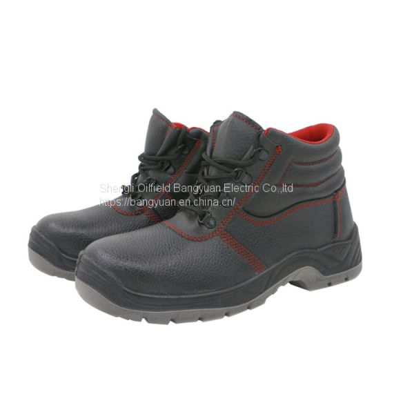 hot sale online for sale new arrivals Cheap Price Iron Steel Toe Cap Leather Safety Shoes images ...