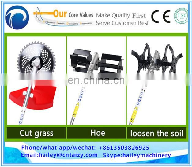 Gasoline Grass Trimmer Brush Cutter Image