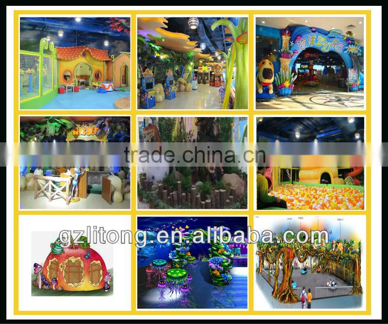 Ocean Amusement Park Theme Park Party Decorations 9-11b