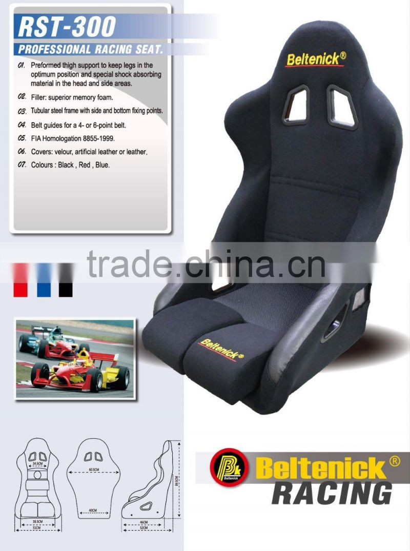 Beltenick FIA Sports Racing Car Seat RST-300 of Sports Car Seat from ...