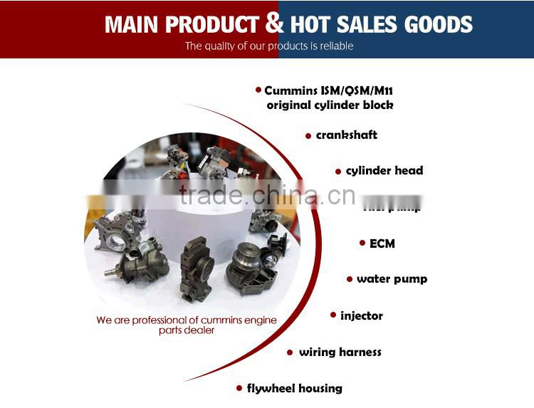 Cummins ISX/QSX15 Engine spare parts ECM 3408501 Fuel System Control