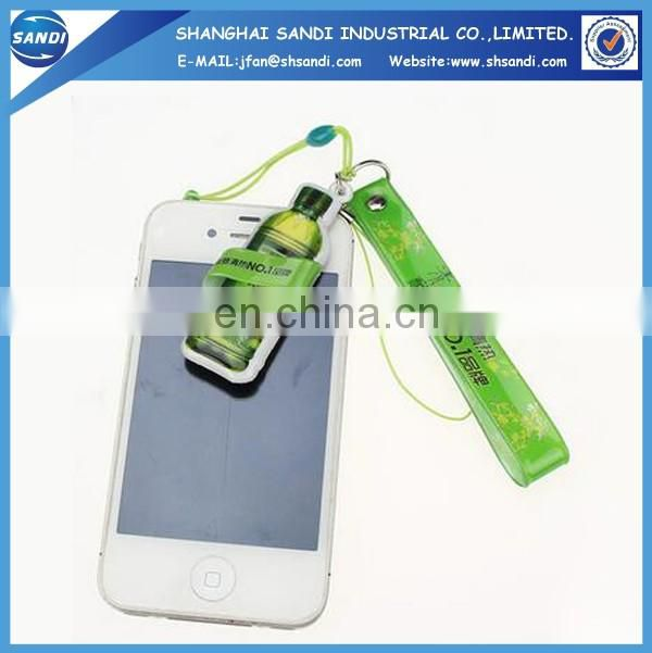 Promotional soft pvc mobile screen wipes