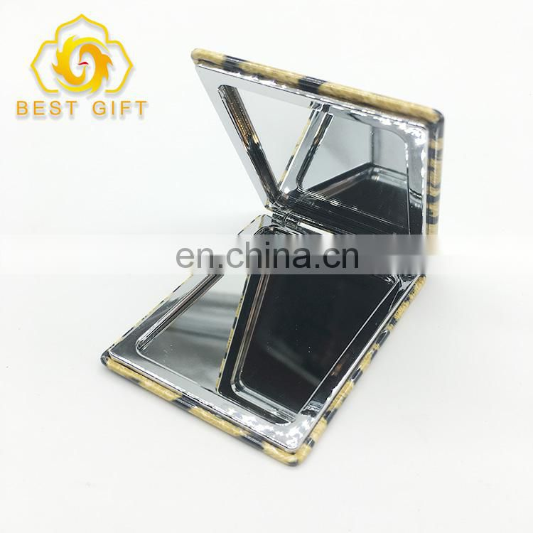 New Style Customized Rectangle Shape Compact Mirrors