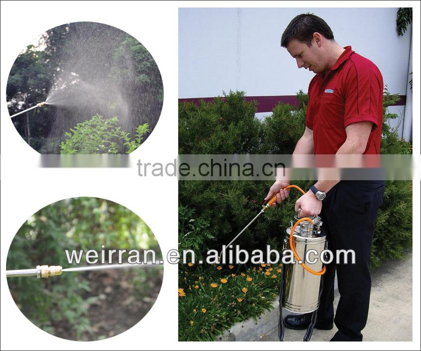 (73422) agriculture flexible brass nozzle knapsack precision stainless steel pump plunger