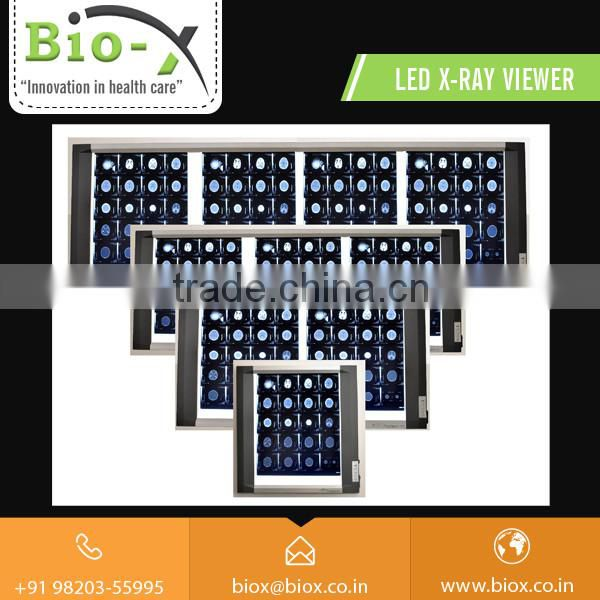 LED X- Ray Film Viewer from Certified Manufacturer for Hospital Use