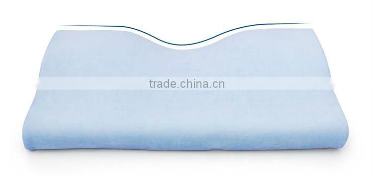Promotion latest design breathable memory foam baby pillow