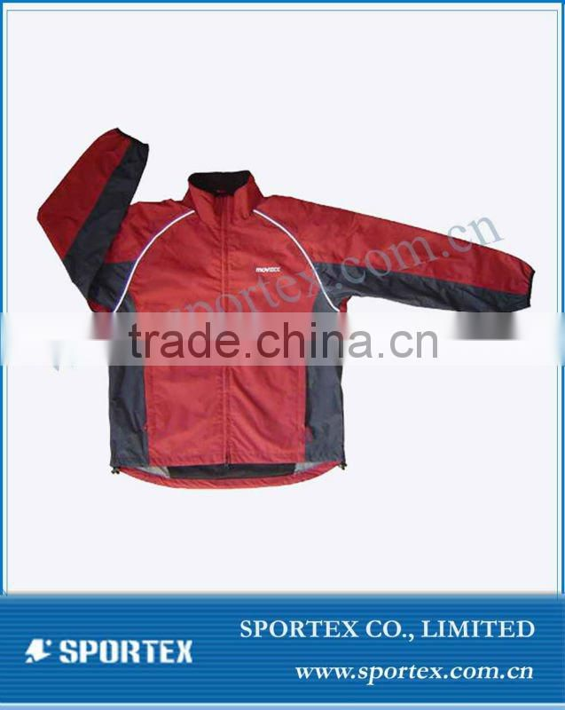 Functional polyester bicycle jackets, men's cycle jackets, cycling wearOEM#CJ-002