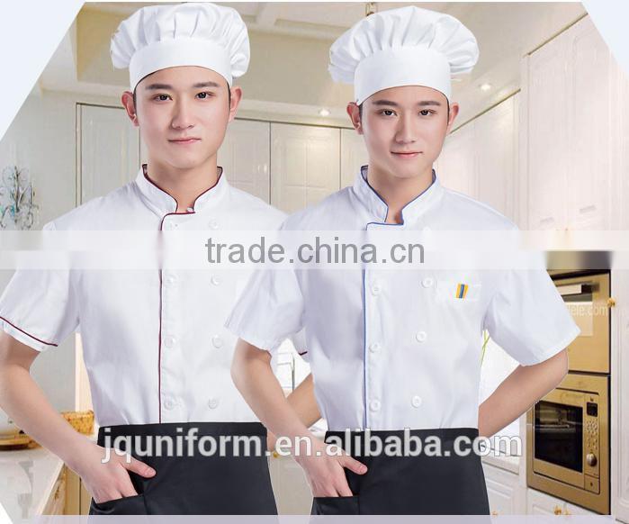67237eb9f custom factory price Guangzhou Factory in China Cheap Men chef uniform,chef  coat