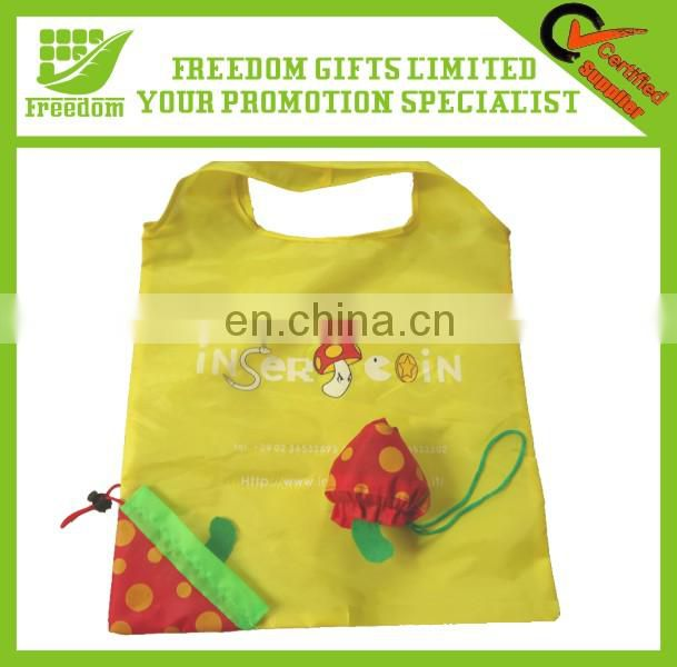 Promotional Fruit Shaped Collapsible Shopping Bag