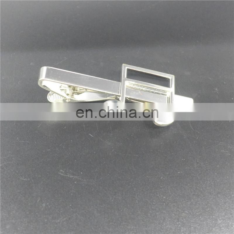 Top sell arts crafts tie clip manufacturers christian tie bar clip