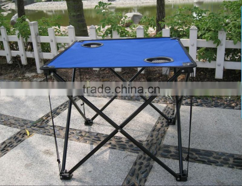 outdoor portable backpack type folding picnic tables