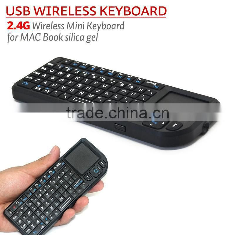2 4G Mini Wireless Keyboard For Google Nexus 4 Android TV