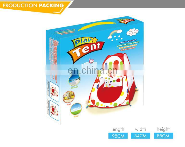 High quality kids indoor game toys indoor sleeping tent
