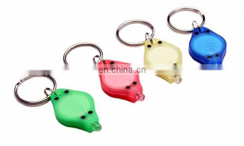 Micro Light Keyring Light