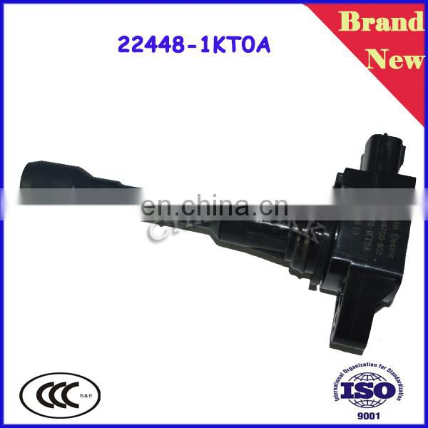 Ignition coil 22448-1KT0A spark coil for Japanese cars