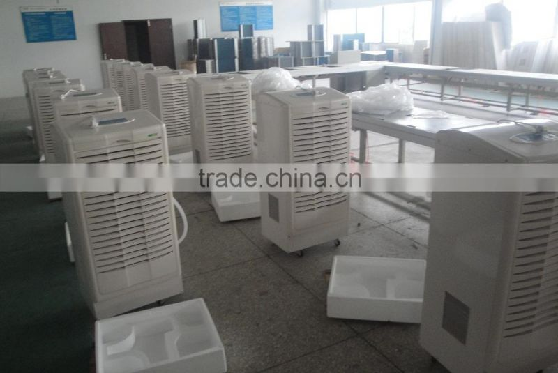 Compressor and Refrigerative Dehumidifier Type Industrial dehumidifier
