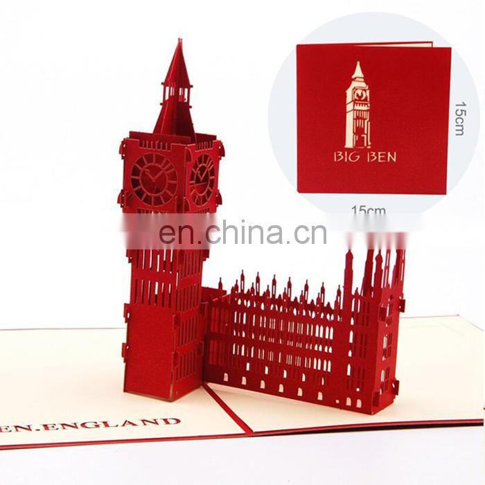 happy birthday greeting card 3d pop up greeting card
