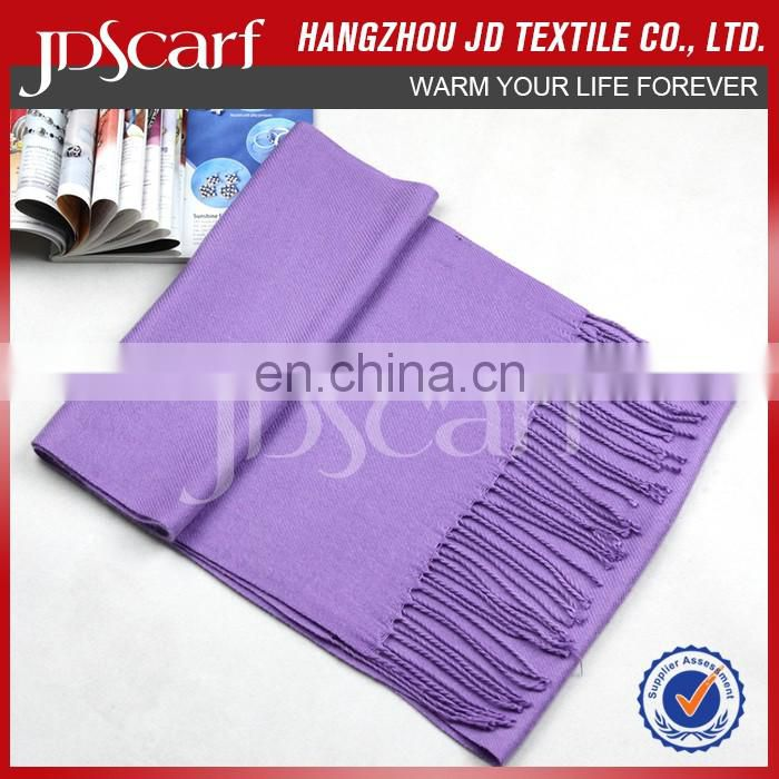 Hot sale factory direct new design viscose stripes scarf