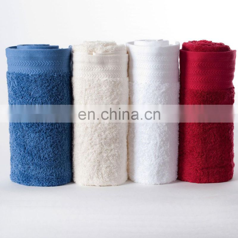 Wholesale High Quality Excellent Absorption Microfiber Bath Towel