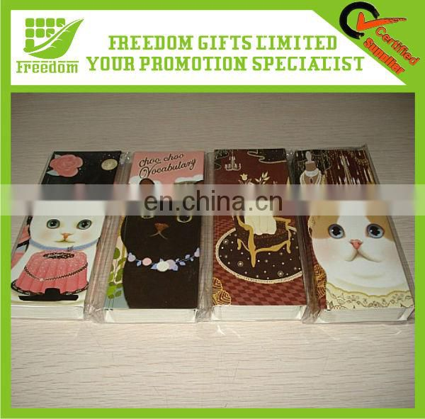 Promotional Custom Cheap Notebook