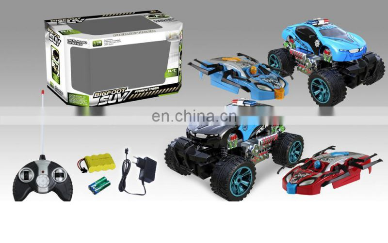 Trending Hot Products Eco-Friendly ABS 1:16 Remote Control Car