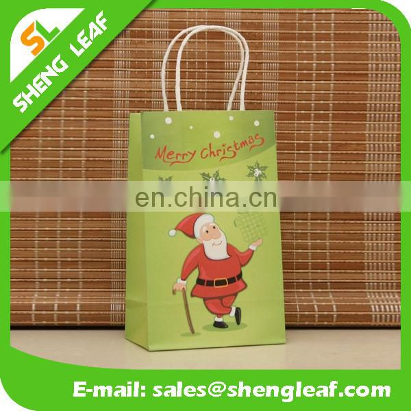 wholesale christmas decorations christmas paper bag