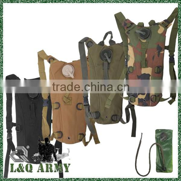 3L Tactical Molle Water Hydration Backpack Pack Bag