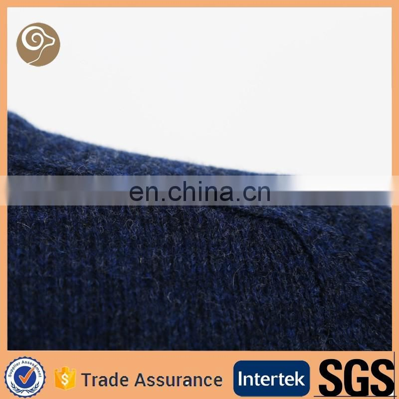 O neck 5G wholesale fashion China 100%wool sweaters