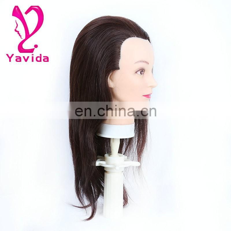 Training head, Natural hair, training mannequin heads