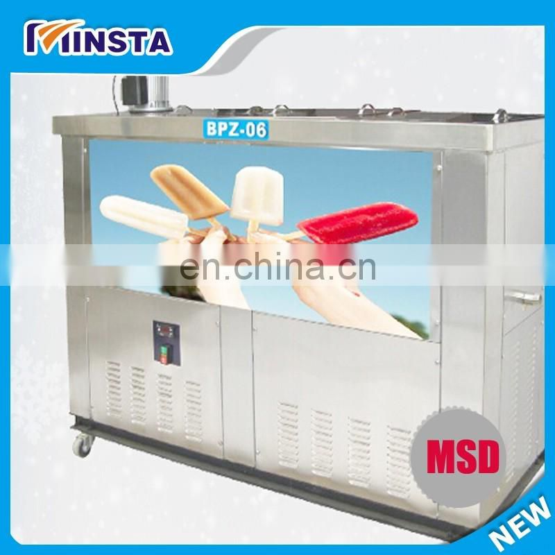 factory directly supply commerical popsicle machine | popsicle maker | ice lolly machine