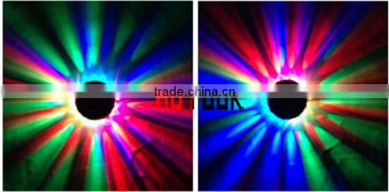 48 LED Mini Voice-Activated Flashing Party Lighting Sunflower LED Lights Show
