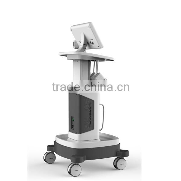Newest beauty machine 2013 guangdong high intensity focused ultrasound hifu