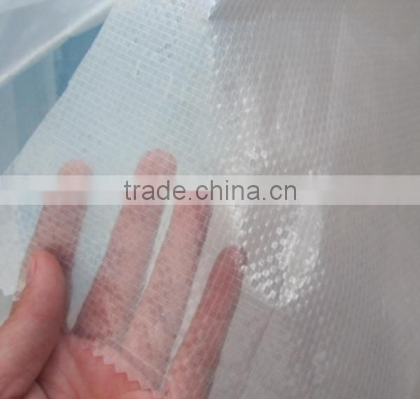weather resistant UV treated hay tarps cover lumber tarp cover