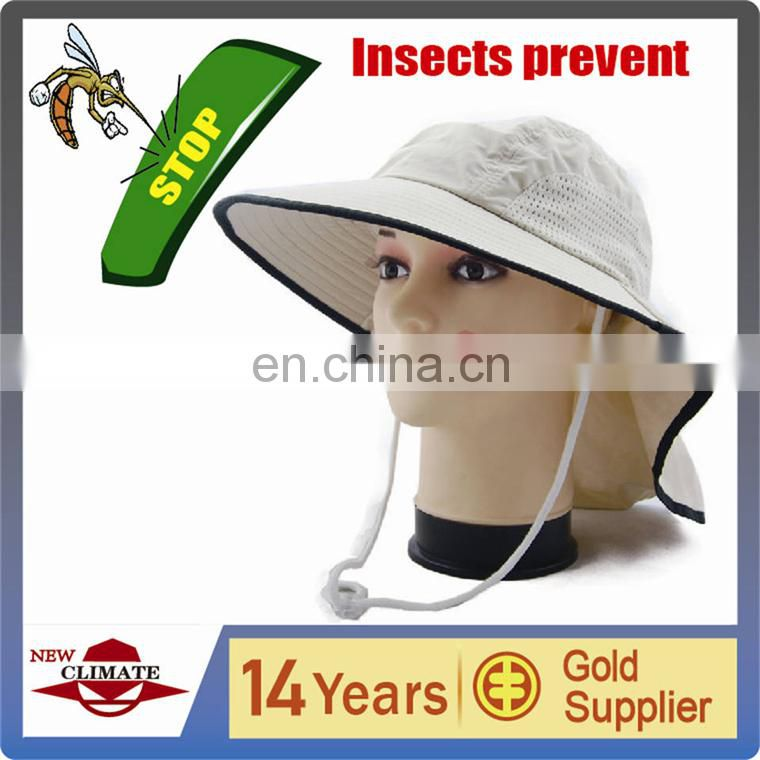 Anti-bug Hat For Ladies