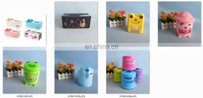 2014 new product for rectangle plastic paper holder