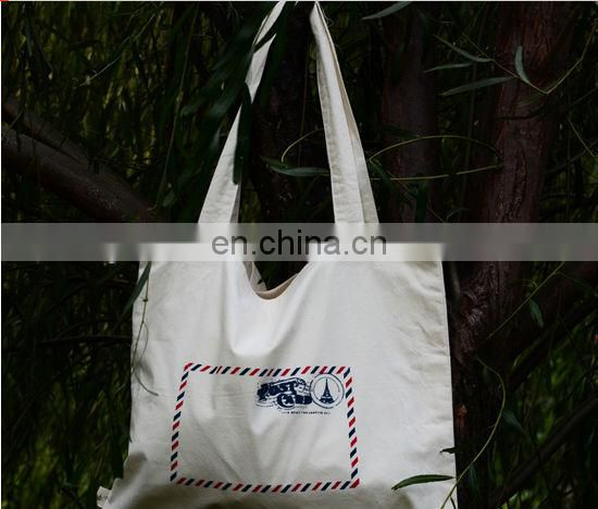 Cotton bags with Long handle for Shopping