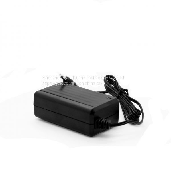 Factory supply 12V 6A  desktop CE FCC GS certified EU/AU/US/UK standard AC/DC adapter power adapter power supply charger Image