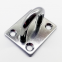 Round Pad Eye Plate HKS3214 For Sail Boats & Yachts Stainless Steel