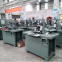 Automatic Aluminium Profile Cutting Machine 2.2kw×2 Aluminium Fabrication Cutting Machine
