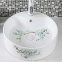 Bathroom ceramic draw by hand wash art basin sink from chaozhou manufacturer with competitive price