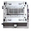 Auto Plastic Injection Mould Air Conditioner Outlet Mould
