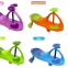 Fresh plastic classical swing car children cheap price baby swing car