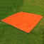 Pvc Coated Tent Fabric Moisture Resistant Lightweight Portable