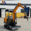 1.8t 1800kg crawler excavator with high quality